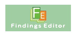 Findings Editor